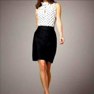 kate spade classic skirt size 10